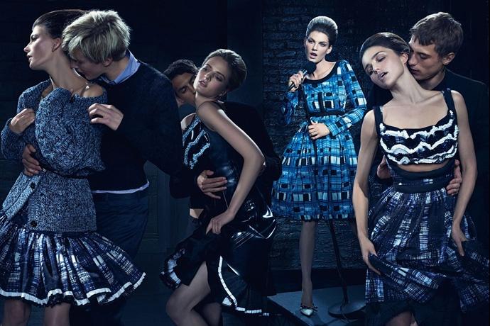 Prada fall2010 ad campaign womenswear 04