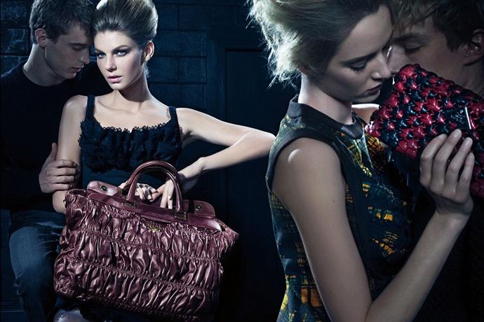 Prada fall2010 ad campaign womenswear 05