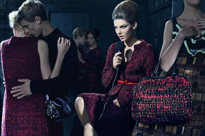 Prada fall2010 ad campaign womenswear 06