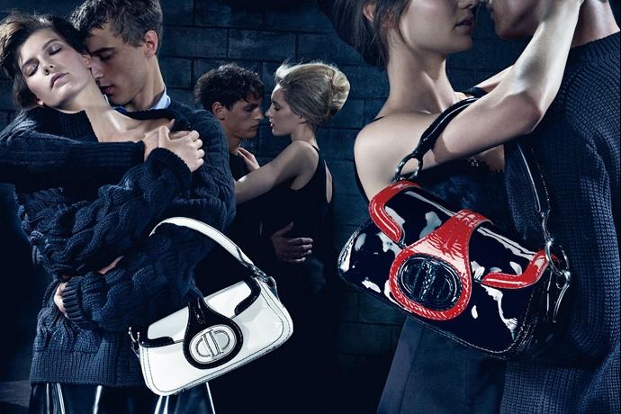 Prada fall2010 ad campaign womenswear 09