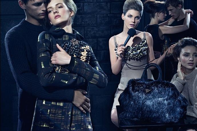 Prada fall2010 ad campaign womenswear 10