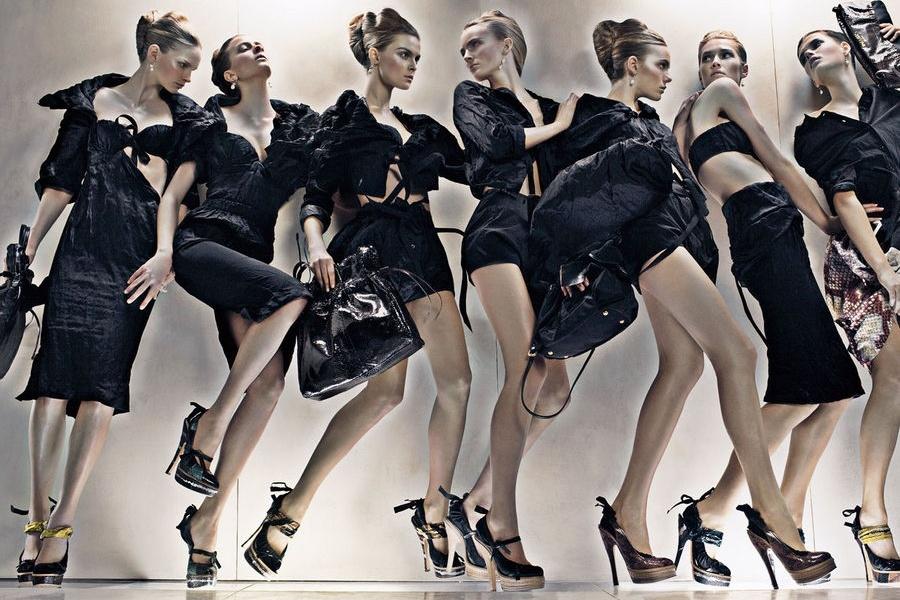 Prada ss09 ad campaign - 9