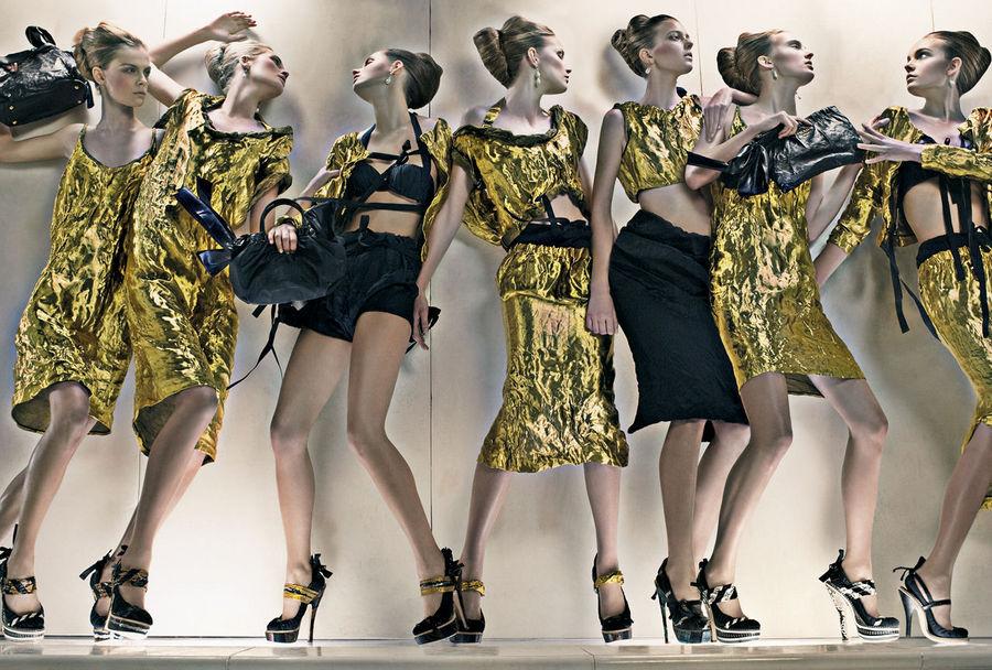 Fashion Picture: Prada Spring/summer 2009 Ad Campaign