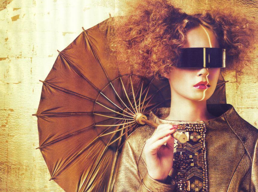 Siri Tollerod Vogue Italia