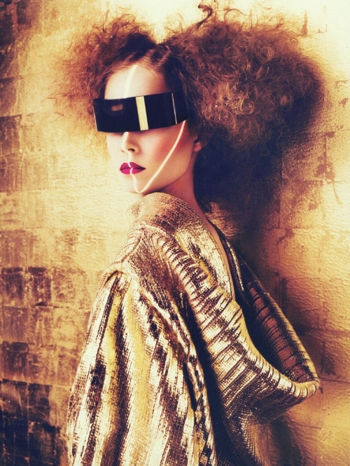 Vogue Italia Siri Tollerod