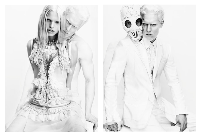 Spring Summer 2011 ad campaign