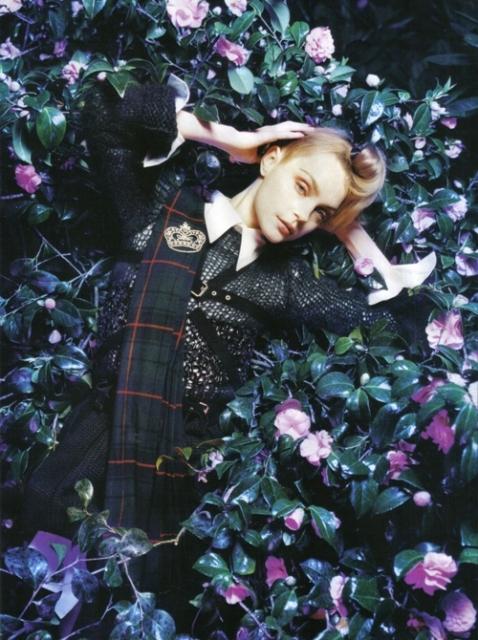 Jessica Stam Vogue