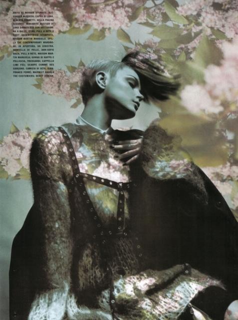 Vogue Jessica Stam