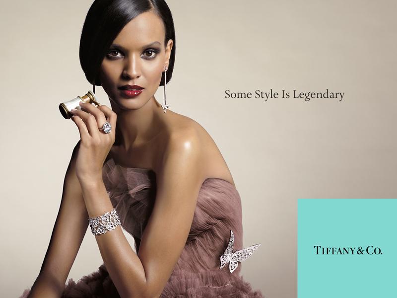 Tiffany campaign Liya
