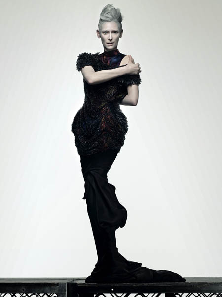 AnOther magazine Tilda Swinton - 1