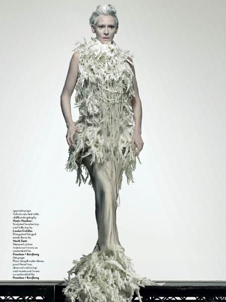 AnOther magazine Tilda Swinton - 4