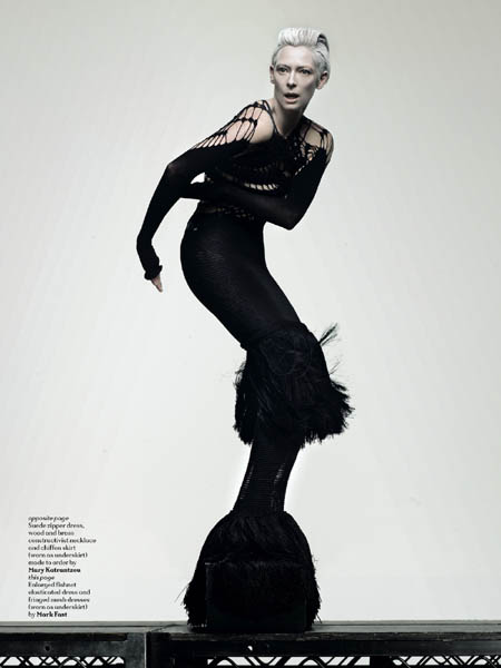 AnOther magazine Tilda Swinton - 6