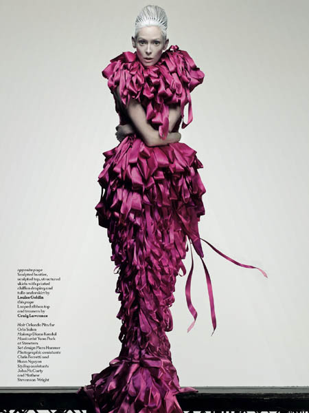 AnOther magazine Tilda Swinton - 8
