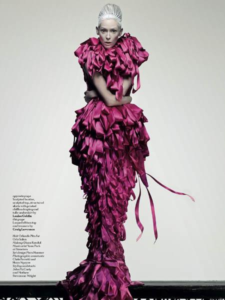 AnOther magazine Tilda Swinton - 8