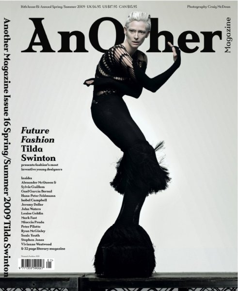 Another magazine spring 2009 cover