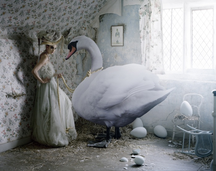 Caroline Trentini by Tim Walker, British Vogue, 2010