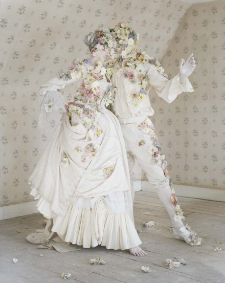 Laura Mccone and Luke Cartwright by Tim Walker, Casa Vogue, 2010