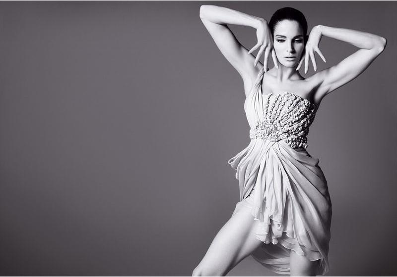 Valentino Stephanie ad campaign