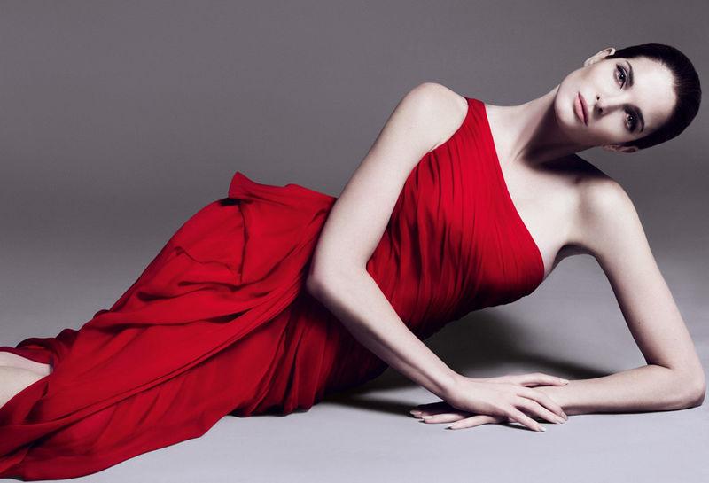 Valentino - Stephanie Seymour