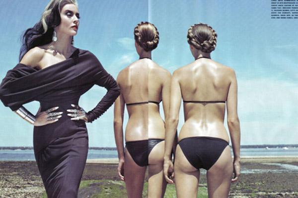 Daphne Guinness Vogue Italia - 10