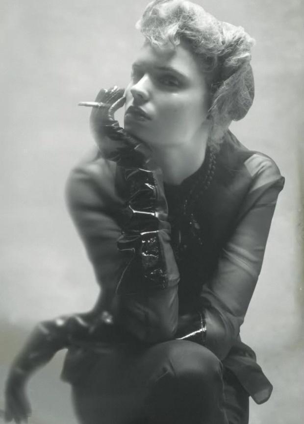Steven Meisel Vogue Italia