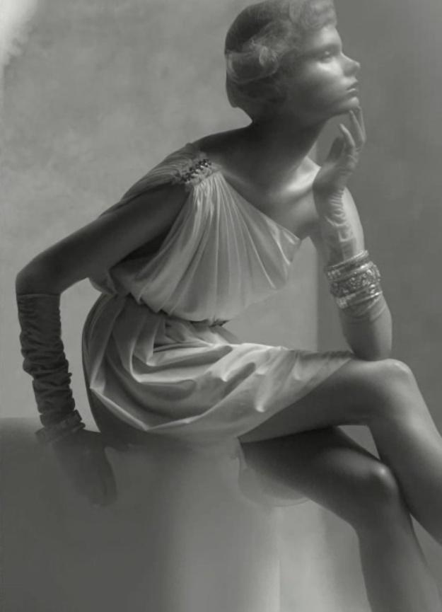Steven Meisel - Agnete Hegelund