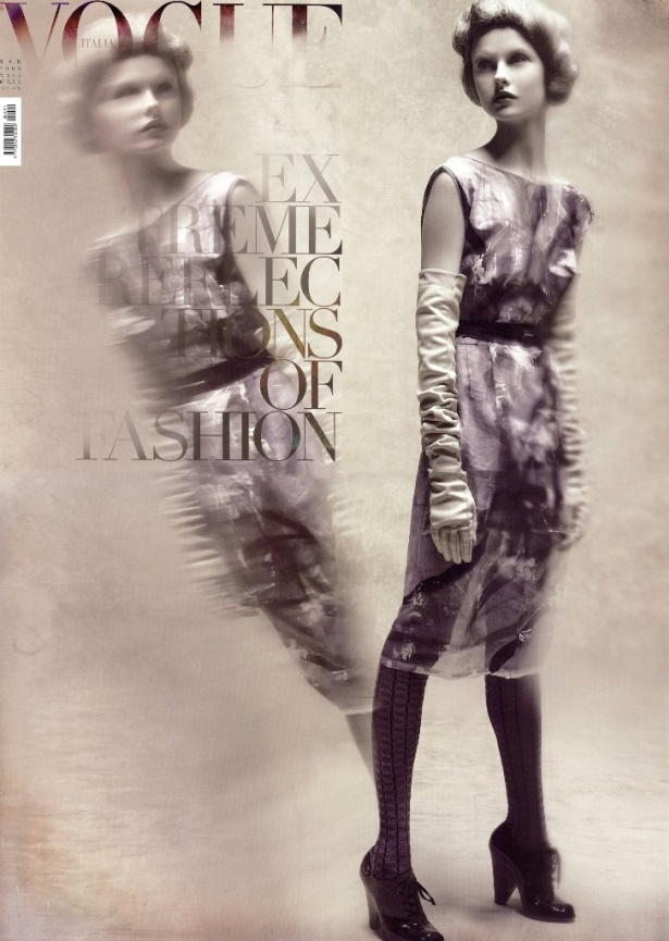 Vogue Italia march 2008