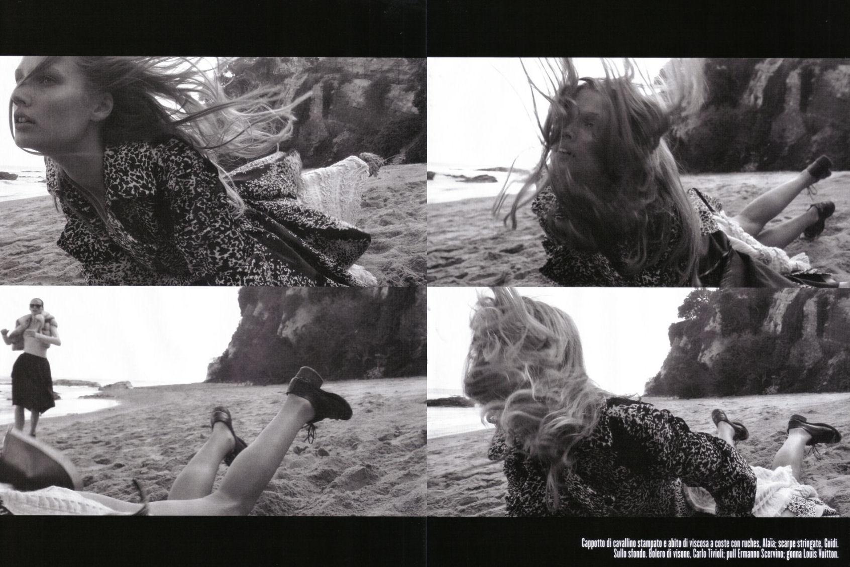 Vogue Italia Steven Meisel - 9