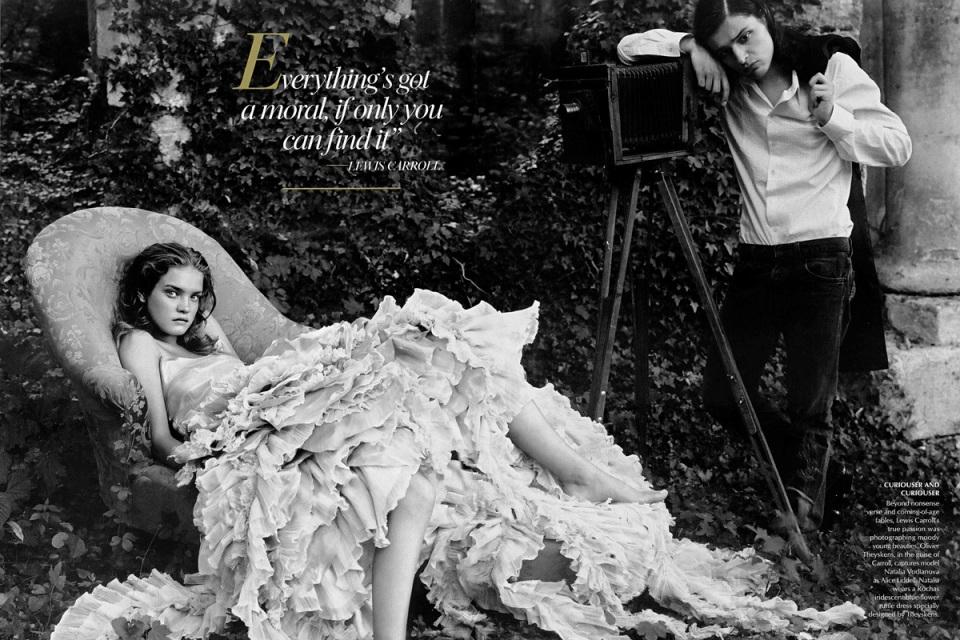 Leibovitz - Lewis Carroll