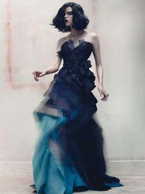 W-Magazine Meghan Collison