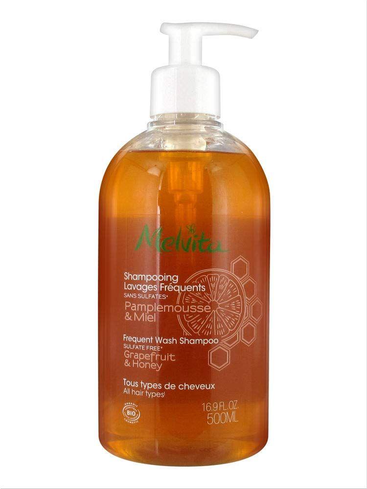 Washing shampoos by Melvita