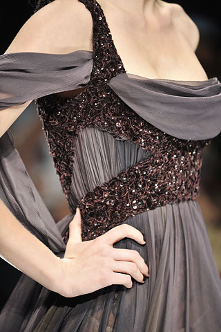 Elie Saab couture fall 2008 collection