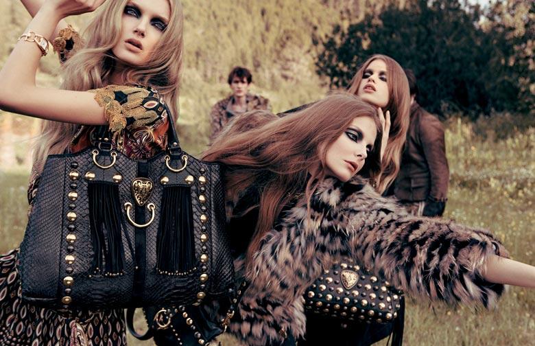 Gucci fall2008-winter2009 ad campaign