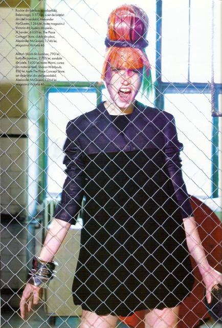 La cage aux folles - photo editorial - Elle Magazine