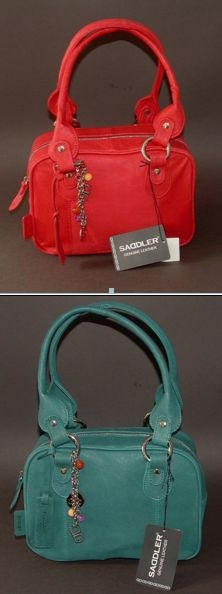 Color block lady bags