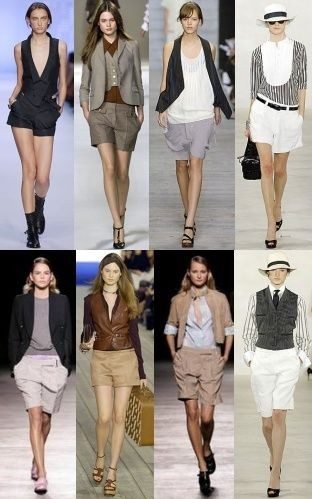 Tailored preppy chic