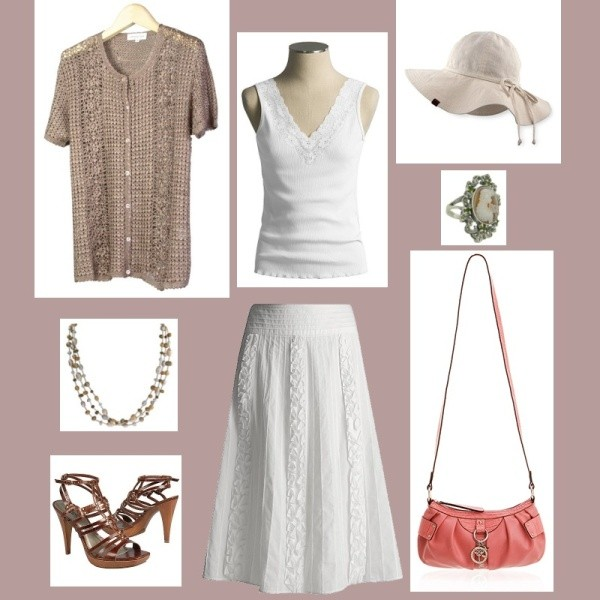 modern flapper outfit