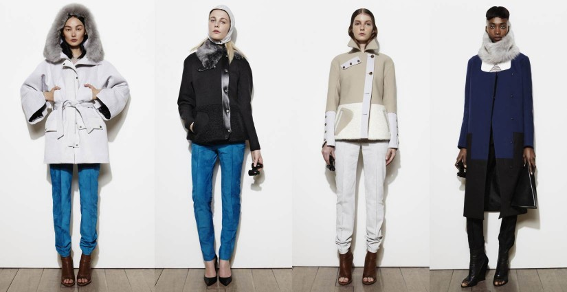 Eudon Choi fall-winter 2012 collection