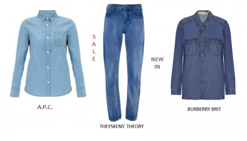 Denim trends 2013-2014: shopping tips