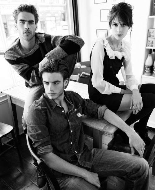 Pepe Jeans ad campaign