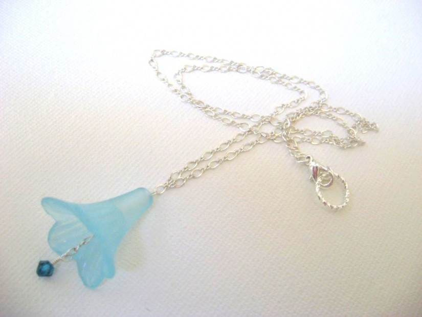 Bluebell Necklace