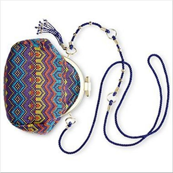 Duro Olowu for jcp Small Tapestry Handbag