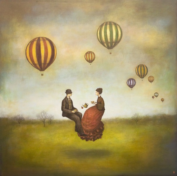 Duy Huynh, Gravitea For Two