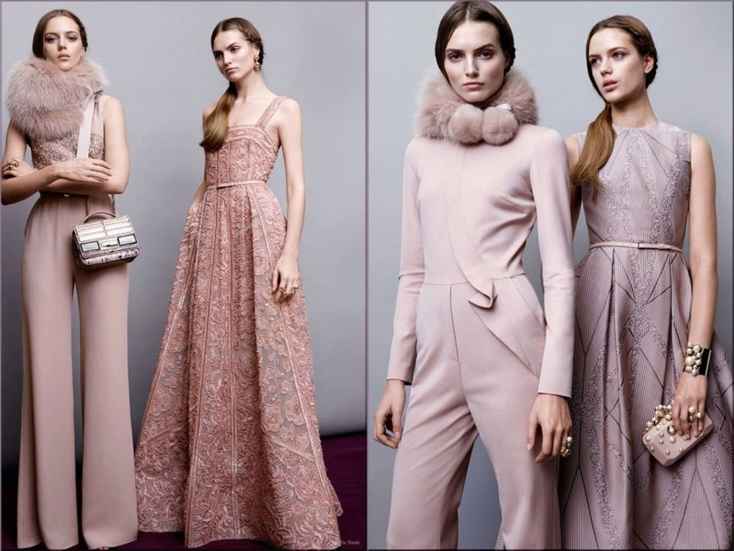 Elie Saab collection Pre-Fall 2015