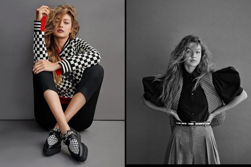 Gigi Hadid for Vogue Germany