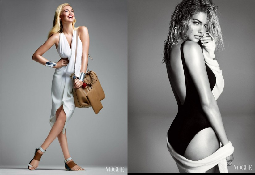 Kate Upton - Vogue Magazine