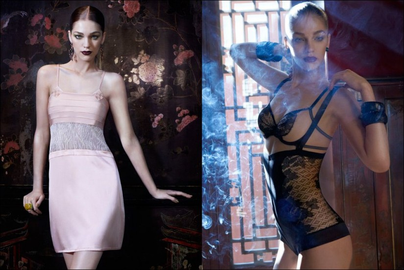 La Perla's fall-winter lingerie collection