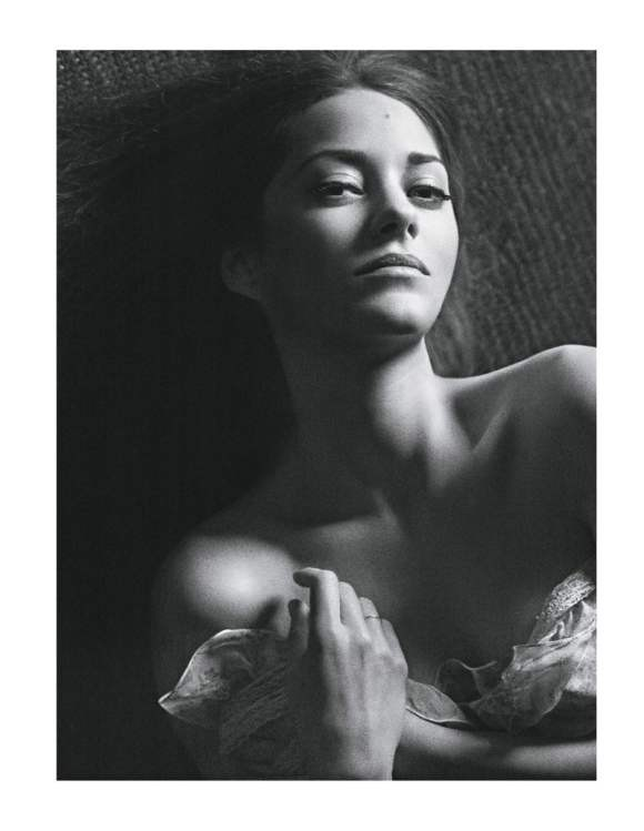 Interview Magazine, Marion Cotillard