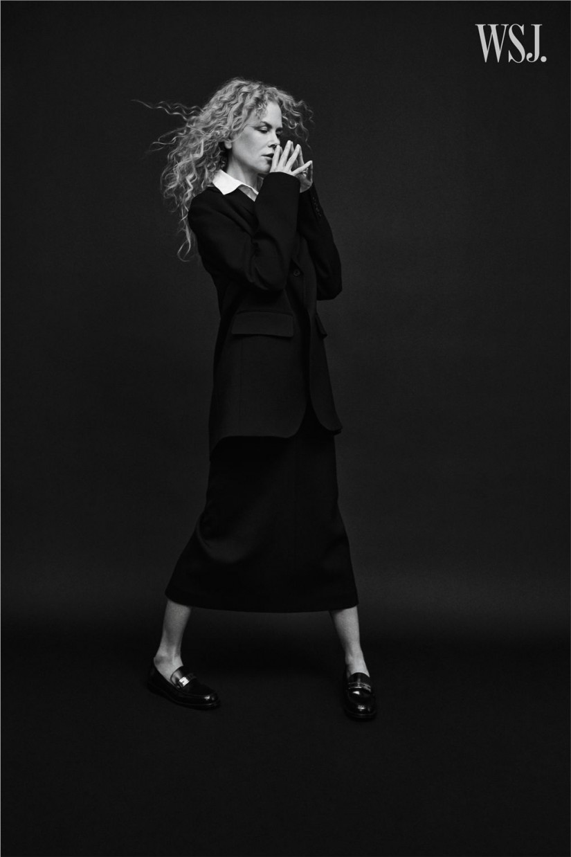 Nicole Kidman in WSJ Magazine