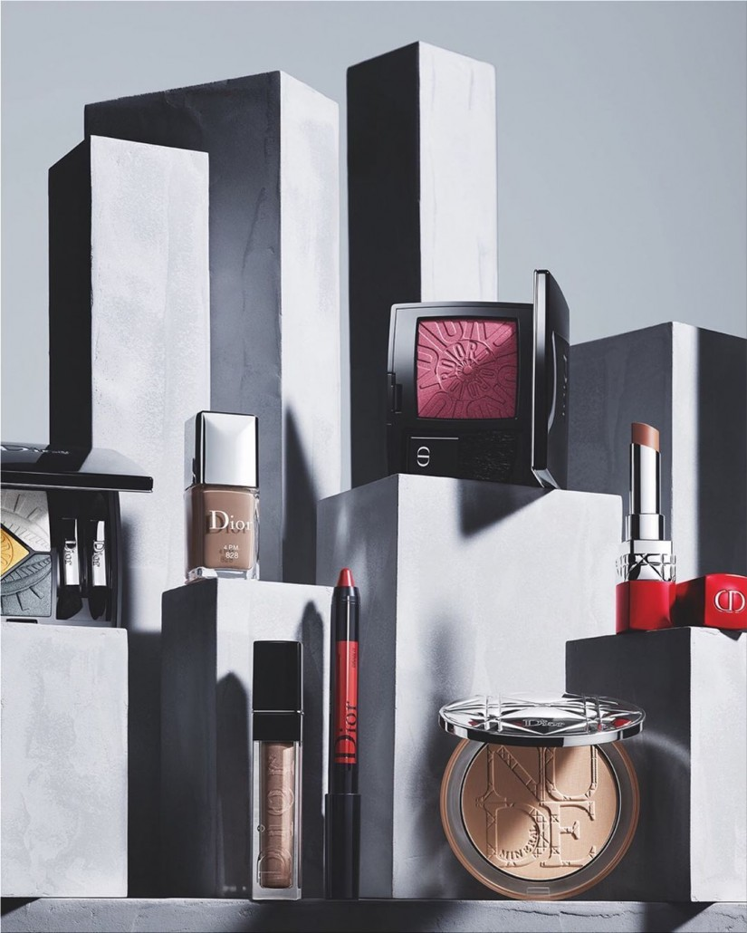 Power Look, the Dior Fall Collection